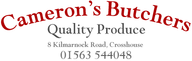 Cameron's Butchers